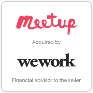 Meetup is a Mission driven company focused on creating in real life, face-to-face gatherings that allow people to explore, learn, and build relationships, making real community available to everyone.