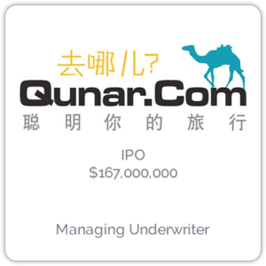 Qunar is a Chinese-language online travel information provider and mainland search engine for web-based and mobile users.