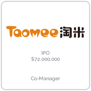 Taomee operates as a children's entertainment and media company in China.
