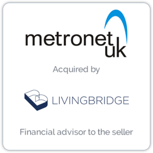 Metronet is a business-only ISP that delivers fiber technologies and connectivity solutions from leased lines to complex, multi site networks in the UK.