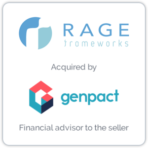 Rage Frameworks is a leader in knowledge-based Artificial Intelligence automation software and services focused for the Enterprise.