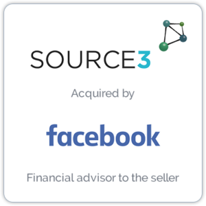 Source3 is a rights management company focused on a variety of digital media areas, including IP branded content, music and videos.