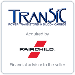 TranSiC is a maker of silicon carbide power transistors and related technologies.