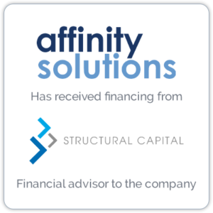 Affinity Solutions is a leading provider of data-driven insights leveraging the power of consumer purchase data and analytics