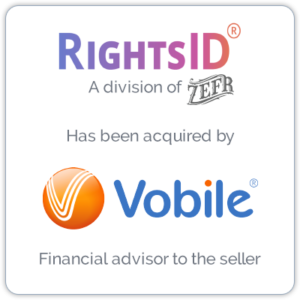 RightsID, a division of ZEFR, is a leading provider of video rights management, monetization, and protection technologies